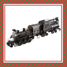 Custom Made Steam Train Model / Vintage Iron Train