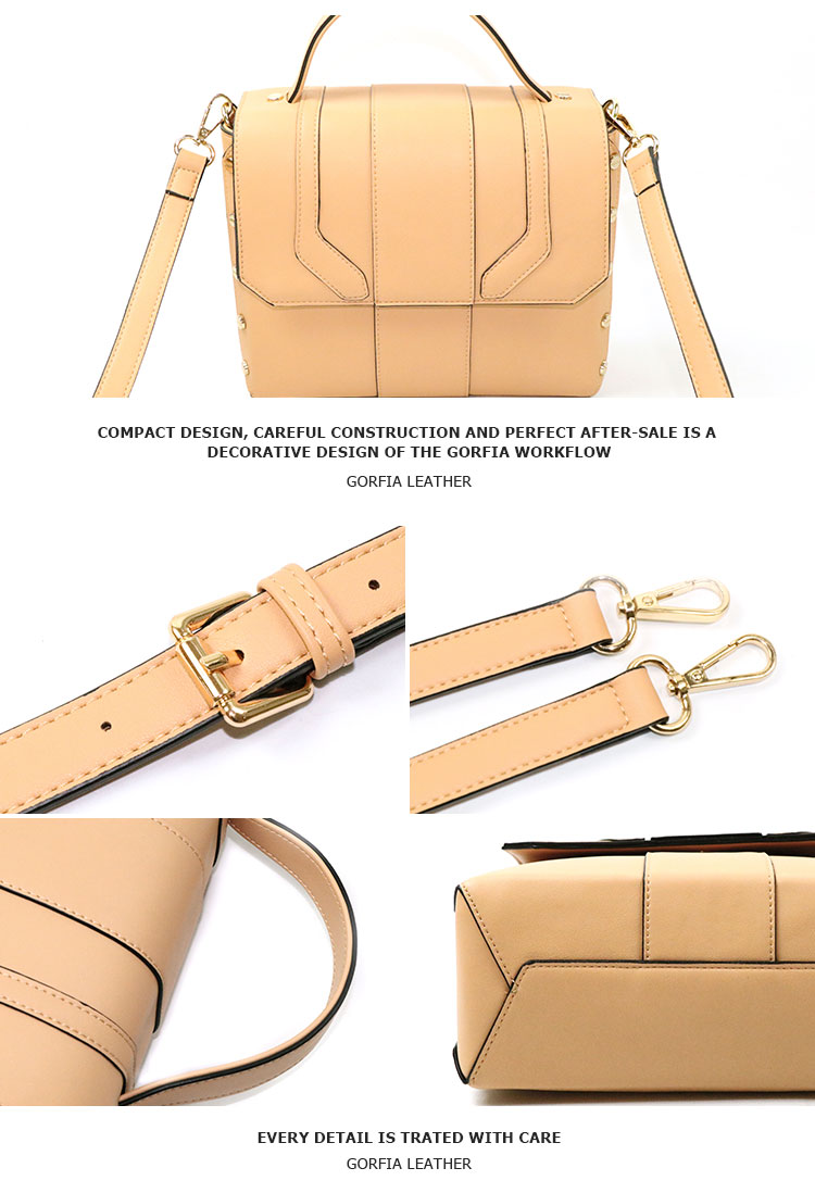 llady fashion leather handbag women casual pu ladies cross body shoulder bag