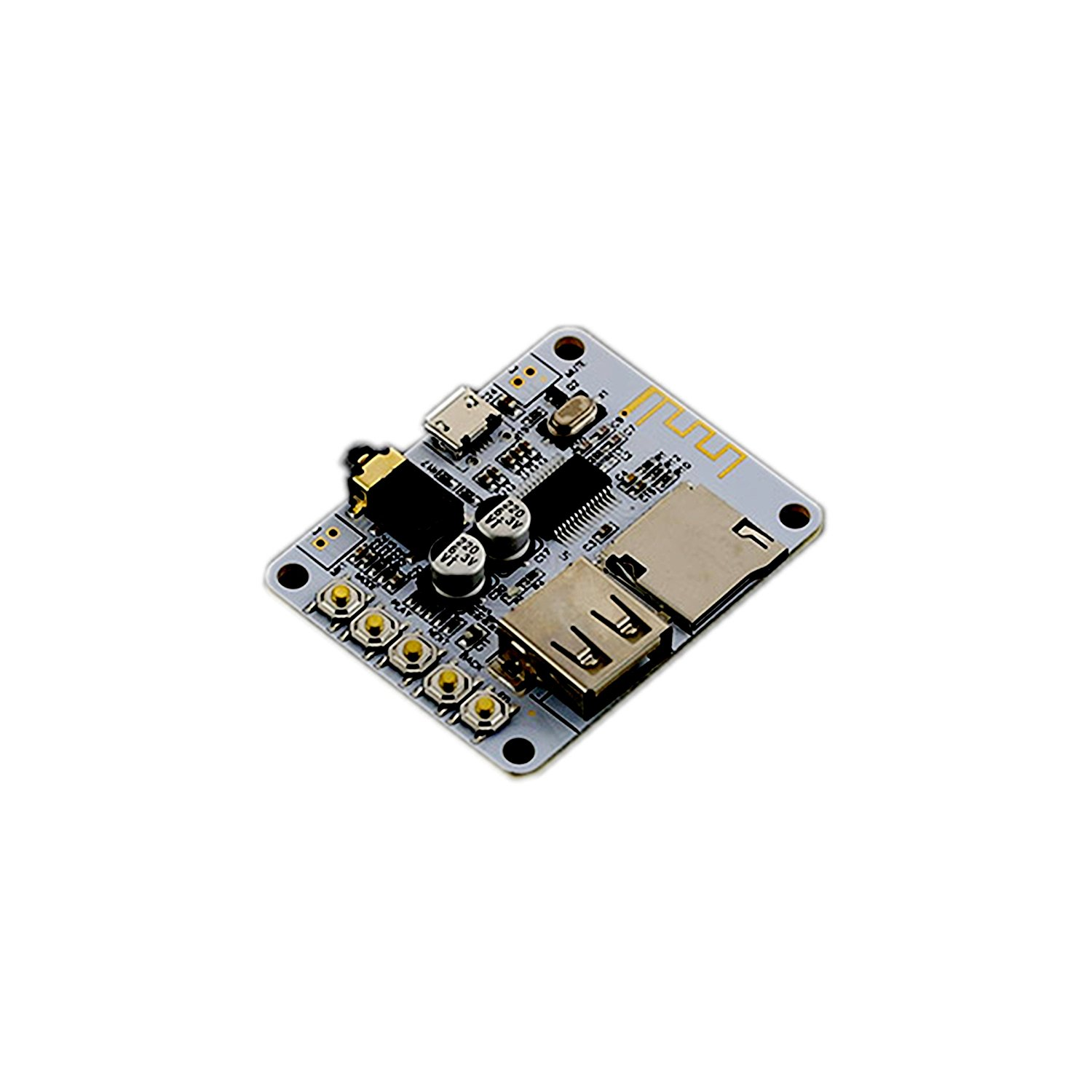how to build a bluetooth module