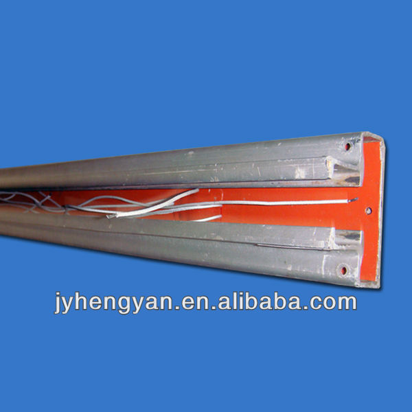 silicone rubber heater, 3V-380V according to the customers' requirements