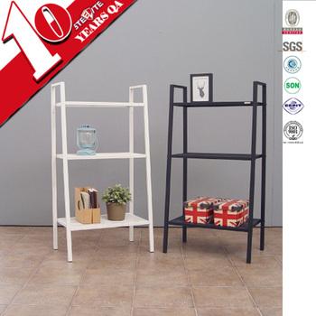 steelite 3 tier metal shelving used display racks for sale. Black Bedroom Furniture Sets. Home Design Ideas