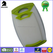ISO Certificate kitchen serving boards cutting food and fruit Non-slip Chopping Board Set