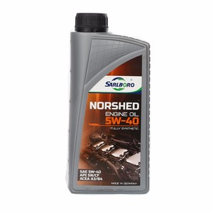 Sarlboro brand Norshed german lubricants Full Synthetic lubricating oil 5W-40 fuel additive lubricant additives