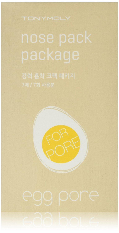 TONYMOLY Egg Pore Nose Pack 7pcs Set