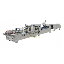 RYGT-1A Pre-map & Crash Lock bodem Automatische Doos Map Gluer <span class=keywords><strong>Machine</strong></span>