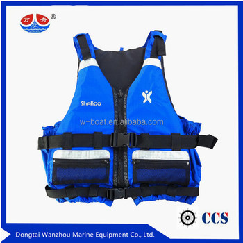 Surfing Solas Approved Marine Life Vest