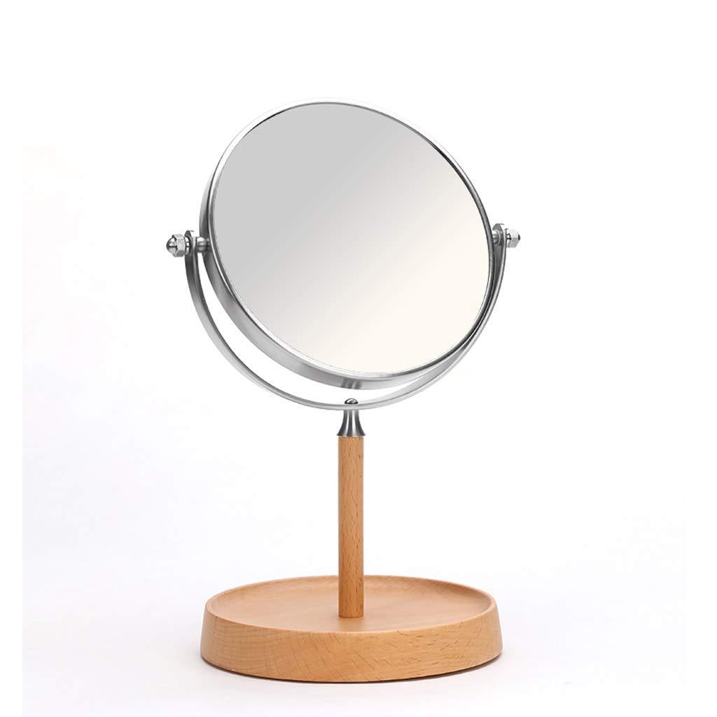 Buy Tabletop Vanity Mirror 9 X 10 Angled Design Frameless