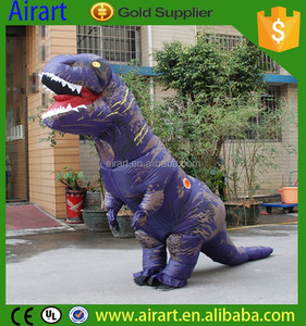 popular inflatable t rex costume
