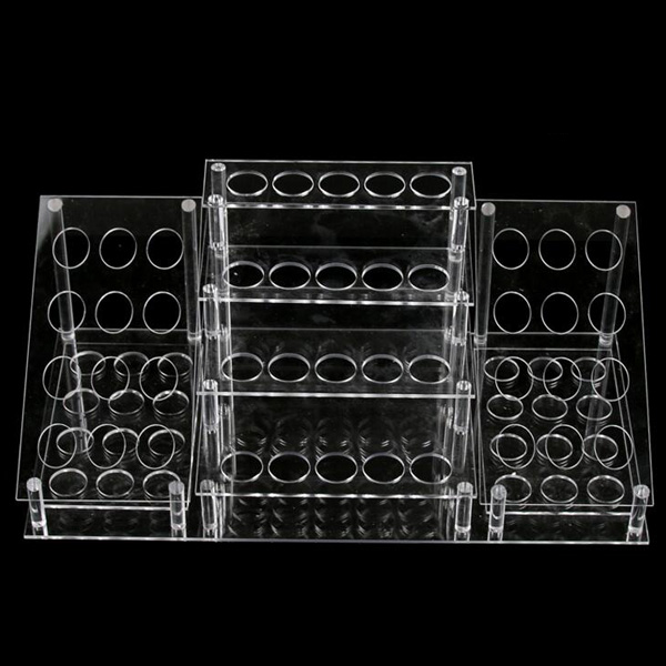 rotating acrylic nail polish rack display with great price acrylic essential oil display stand custom made