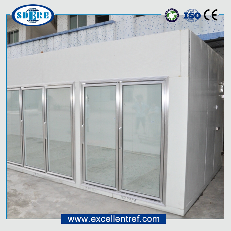 Walk In Freezer For Sale >> Glass Door Walk In Freezer Used As Supermarket Cold Storage For Frozen Food Buy Walk In Freezer Cold Room Cold Storage Product On Alibaba Com