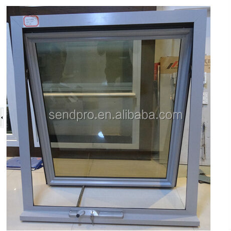 Australia Standard Windows Chain Winder Double Glazing Aluminum ...