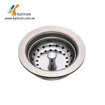 Plumbing Accessories Drain Strainer Kitchen Sink Strainer Drain - Buy Sink  Strainer,Drain Strainer,Kitchen Sink Strainer Product on Alibaba.com