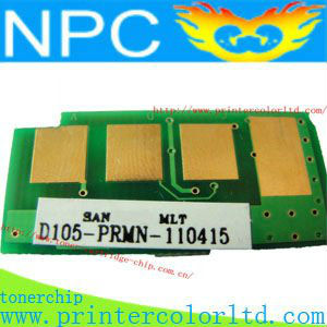 chips for Samsung ML 2525W chips countable replacement chip/for Samsung Copier toners