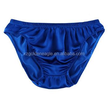 Sexy silk underwear for men