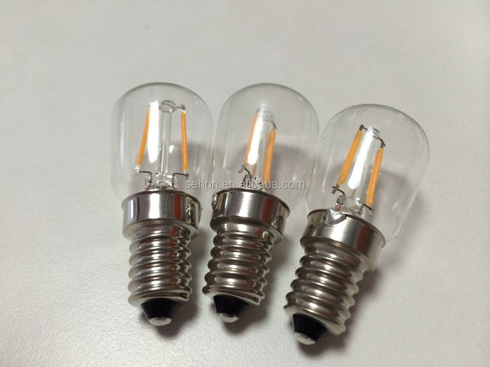 new product 2016 t26 led filament bulb 1w led lighting e14 refrigerator led bulb view led bulb. Black Bedroom Furniture Sets. Home Design Ideas