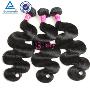 Large Stock Wholesale 100% Pure Human Body Wave Peruvian Hair Overnight Shipping