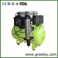 Dental Air Compressor Air Techniques With Dryer On Ebay - Buy ...