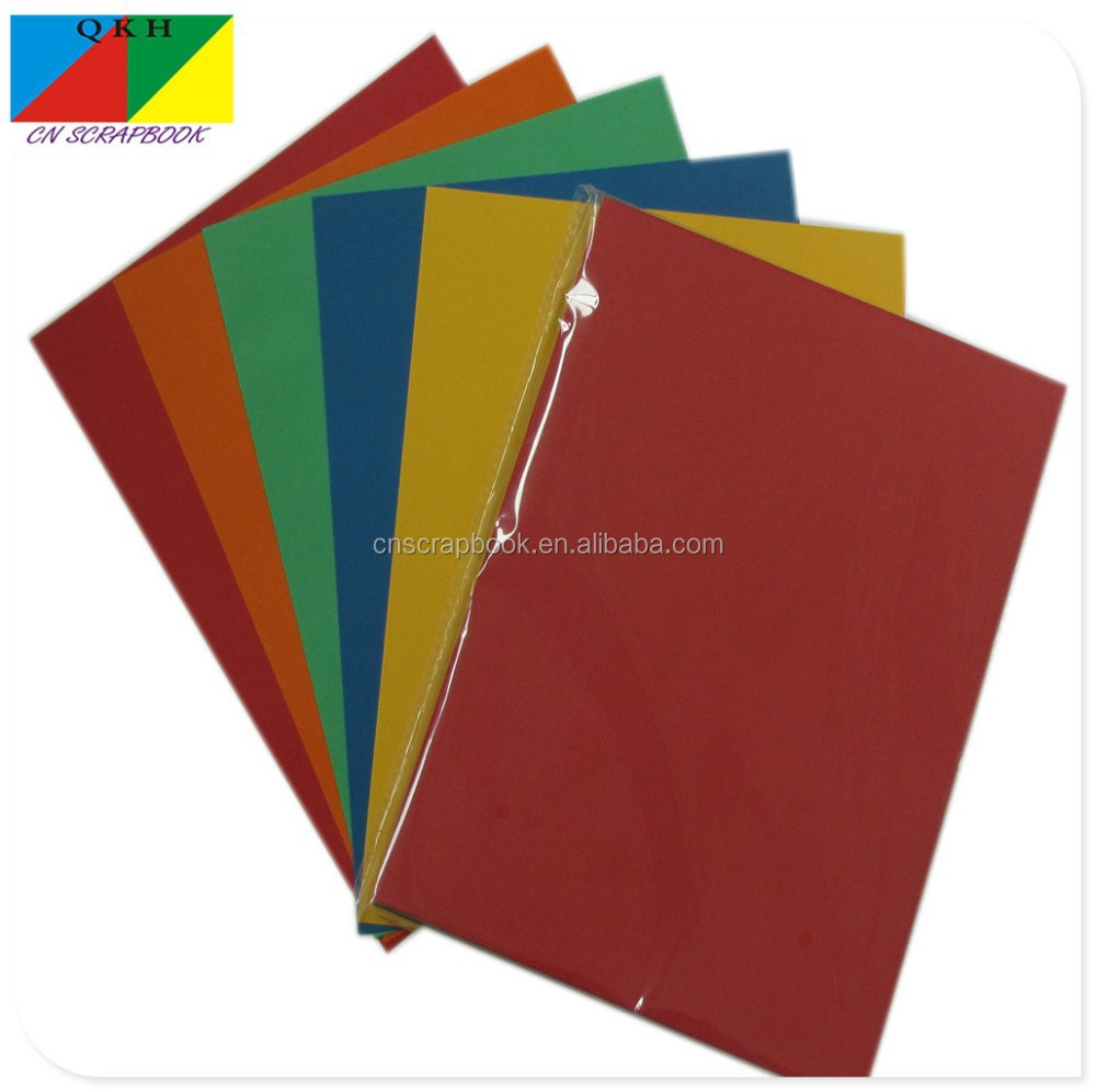 "8-1/2""x11"" cardstock stack for 180gsm smooth"