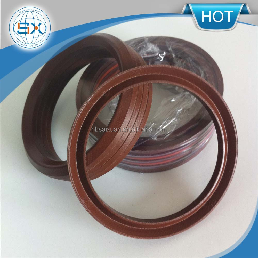 gasket chevron oil rubber seal