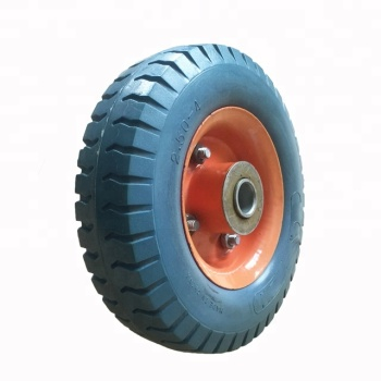 8 Inch 8x2.50-4 New Design Fire Rated Trolley Wheel