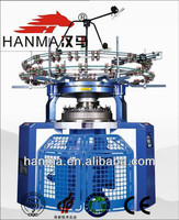 High Quality High Speed Pile Jacquard Knitting Machine /Pile Loop Knitting Machine