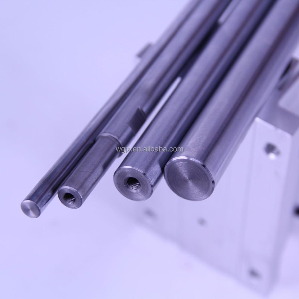 g6 tolerancia acero laminado en fr o eje cromado plateado