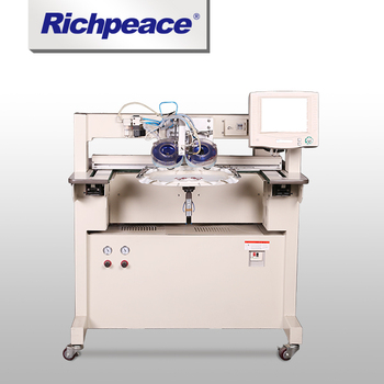 80PCS  Rhinestone Richpeace Computerized Embroidery Machine