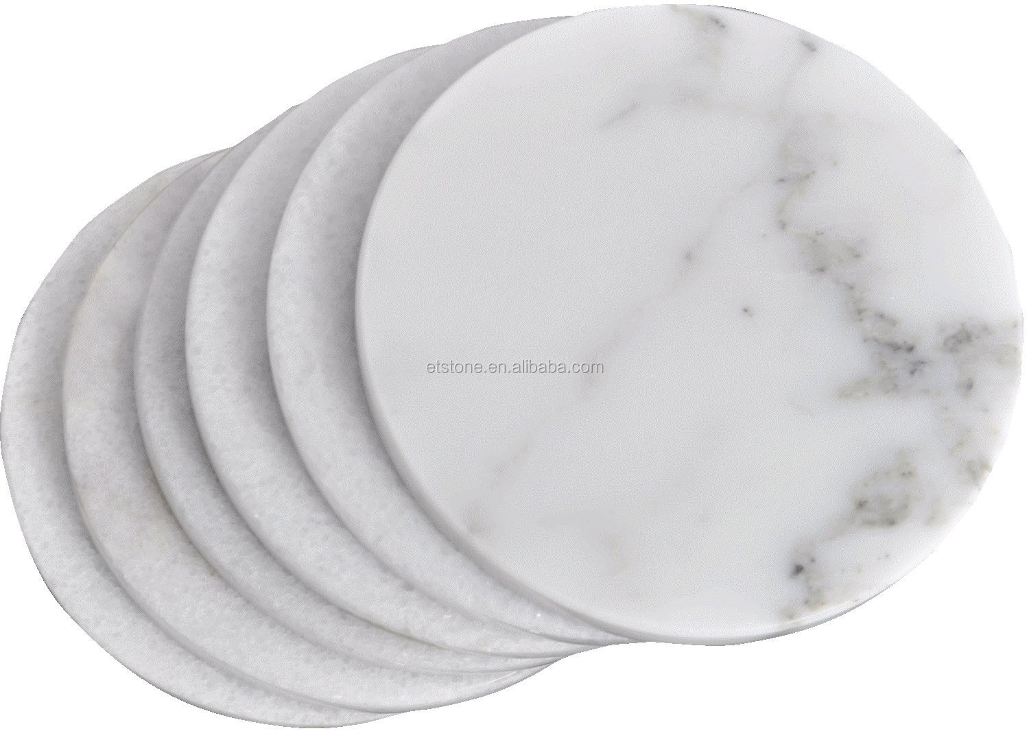 Cup Mat Tableware Accessories Natural Stone Slate Coaster Stone Coaster from China