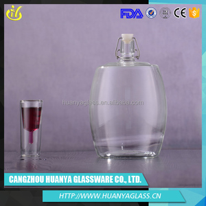 New hot selling products custom steel wine decanter goods from china