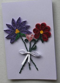 Quilling greeting card 5 buy gifting product on alibaba quilling greeting card 5 m4hsunfo