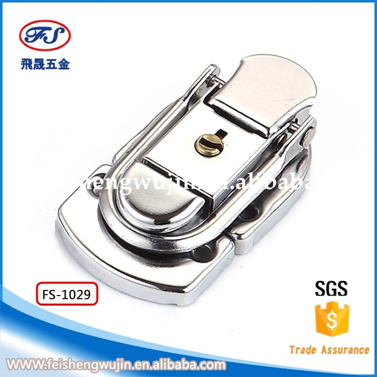FS-1029 Chinese Supplier Metal cabinet latch for flight plastic case