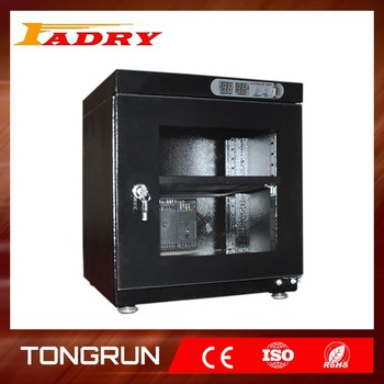 Single anti-camera moistrue-proof box drying cabinet