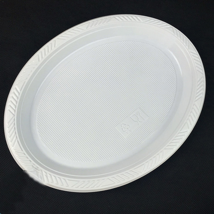 Disposable Oval Plate, Disposable Oval Plate Suppliers and ...