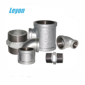 "elbow manufacturer galvanized fittings equal tee 2"" market union"