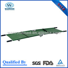 EA-1D6 Stainless Steel Two foldaway folding Stretcher