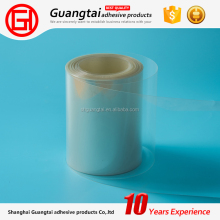 Silicone Coated transparent Pet Release Film For Screen Printing