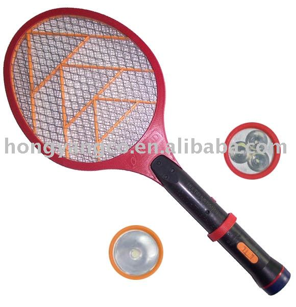 electric fly insect killer/mosquito racket