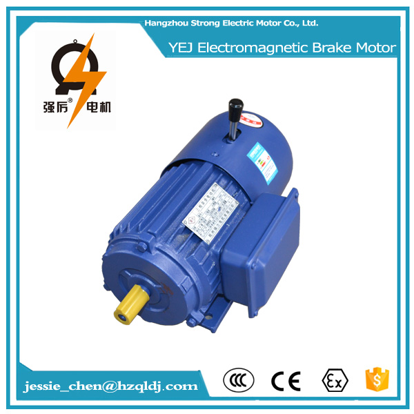 4KW 5.5 HP Electromagnetic Induction Brake Electric Motor for Chemical Engineering Machinery