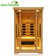 Hot sale high quality indoor wooden dry steam portable far infrared sauna room