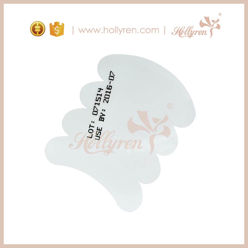Hollyren High Quality Wholesale 3D Biogel Eye Patch for False Eyelash Extension