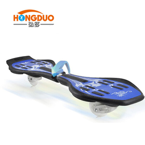 Snake Skate Board Twist Skateboard Wave Board