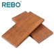 New Design Moso strand woven bamboo decking outdoor