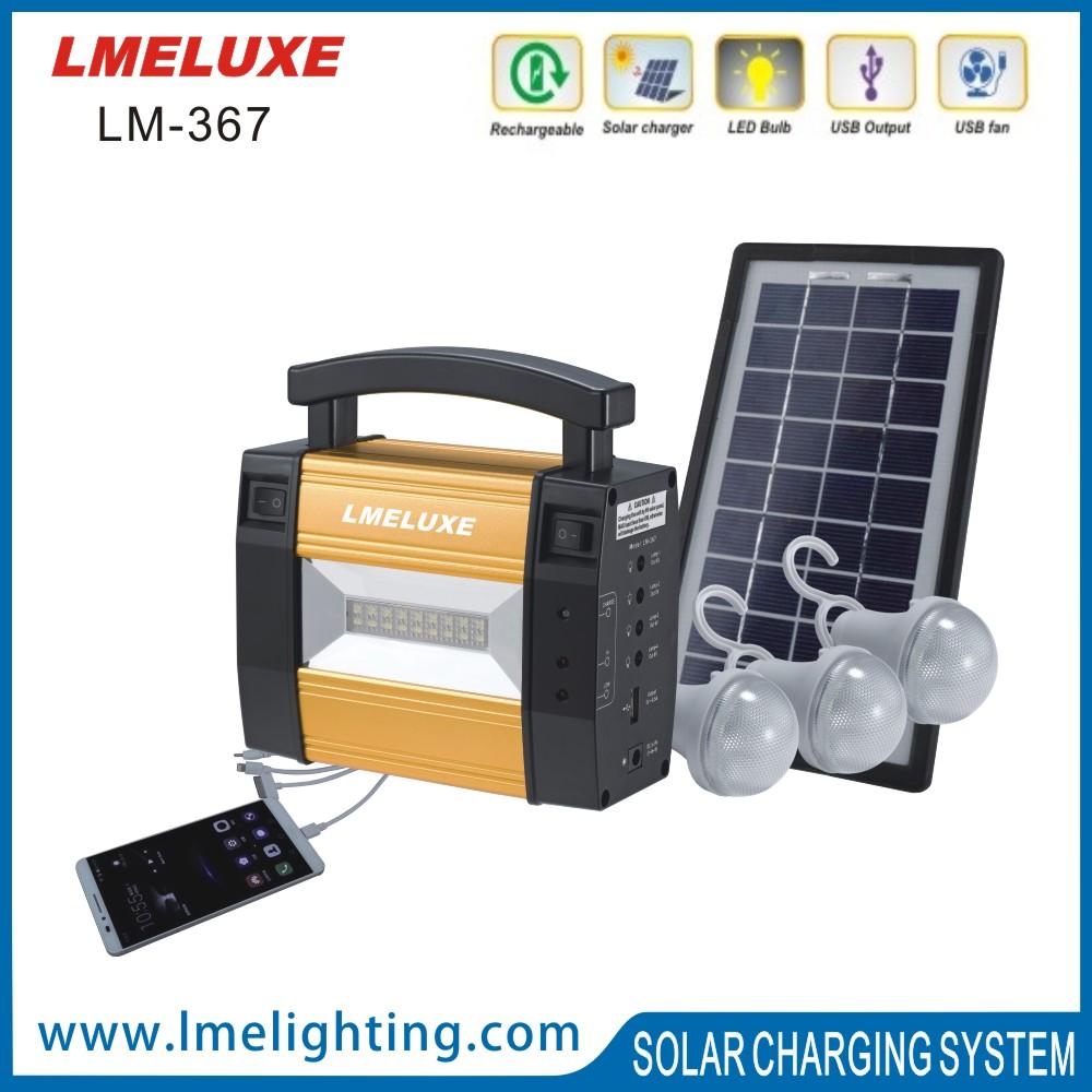 2017 Latest Product Led Solar Light With Usb Output Lm-367 Solar ...