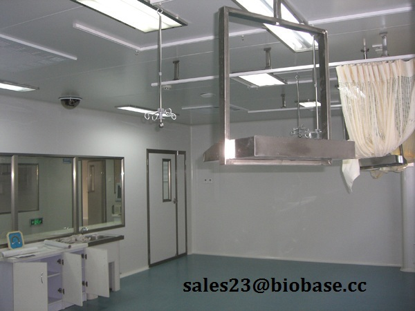 Hardwall Clean Room (Class 100,000 To Class 100) Part 71