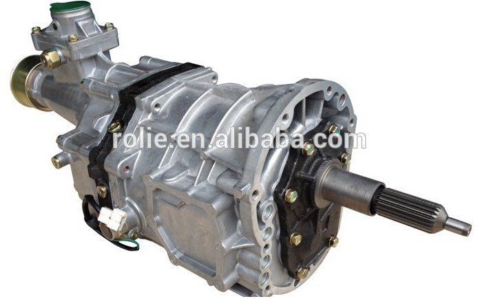 Toyota Hilux 4x2 Spare Parts 491 1rz Transmission For Petrol ...