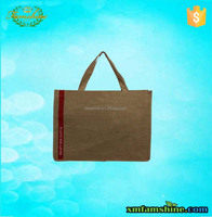 factory price reusable promotional jute shopping bags