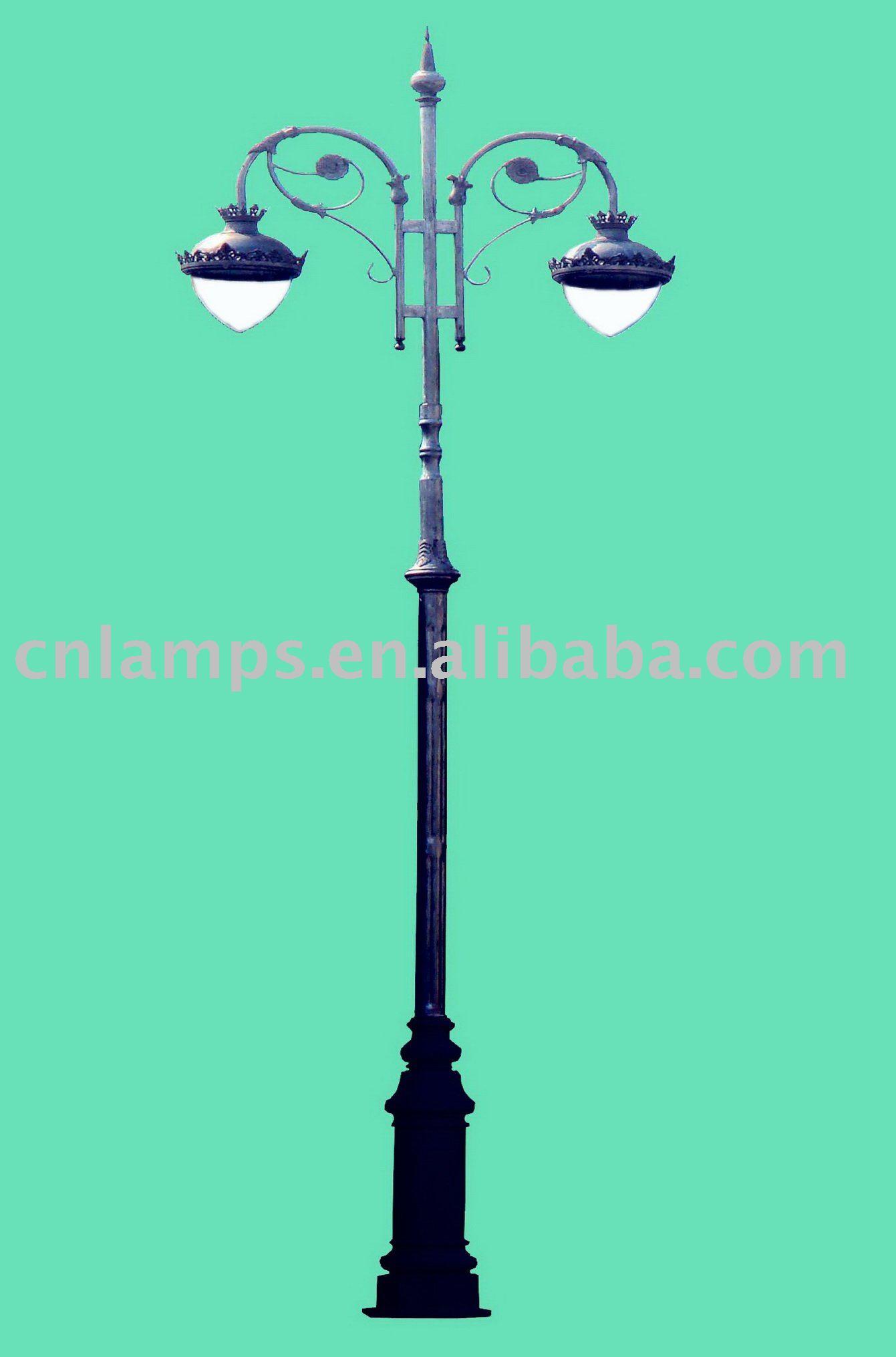 Decorative Street Lighting Pole Outside Lamp Poles Garden Product On Alibaba
