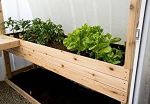 Get Quotations Solar Gem Greenhouse Raised Bed Planter 86