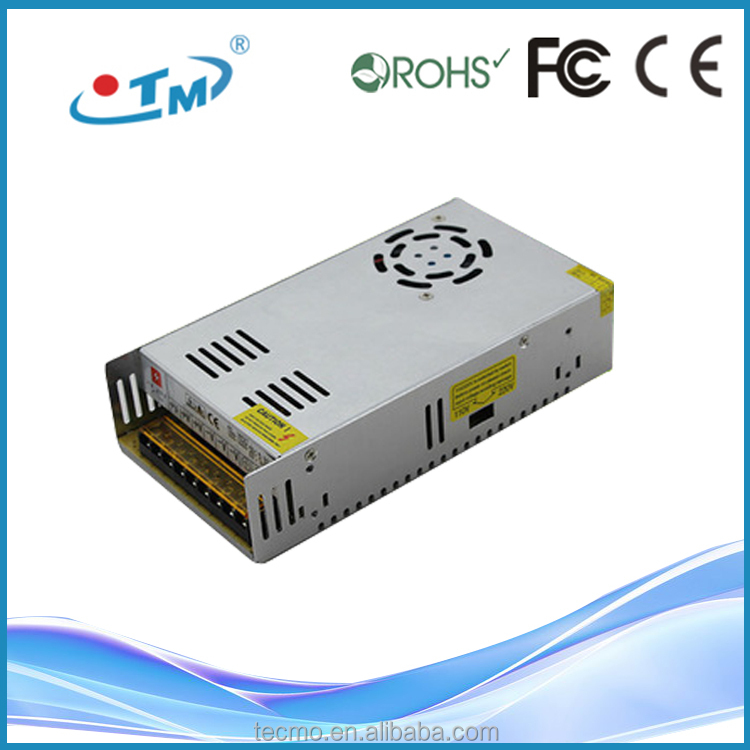 2015 Creative Design 360w power supply 12v 30a led driver ac to dc go kart torque converter