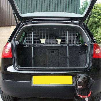 Universal Headrest Deluxe Pet Barriers Car High Quality Portable Dog Guard